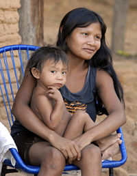 Indigenous People Brazil