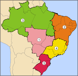 Brazil Geography